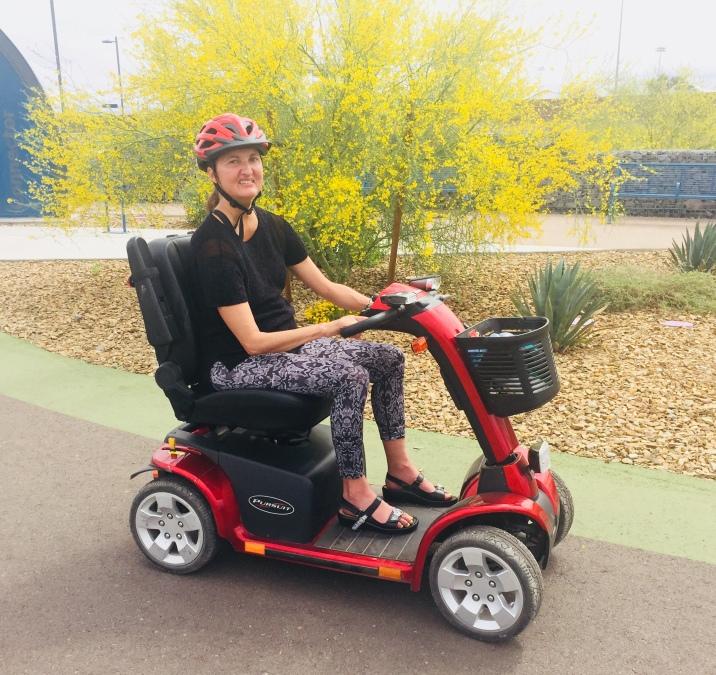 Scenic Urban Accessibility In Mesa And Tempe, AZ